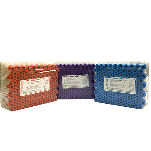 MB Lab Blood Collection Tubes