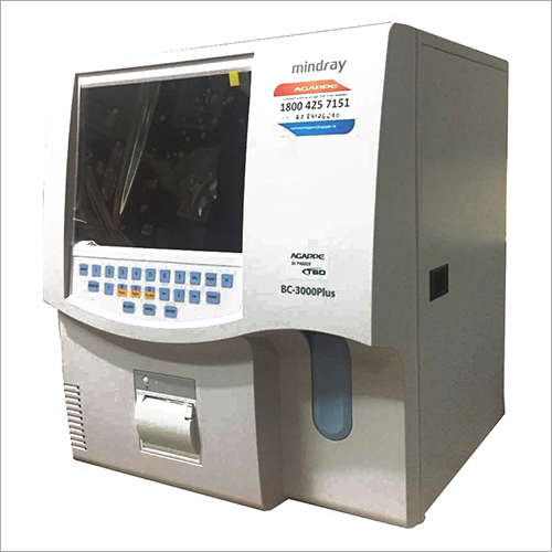 Agappe Auto Hematology Analyzer