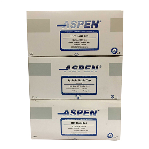 Aspen Rapid Test Kit