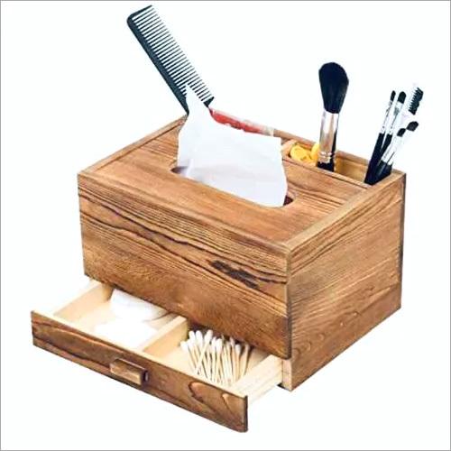 Wooden Makeup Cases