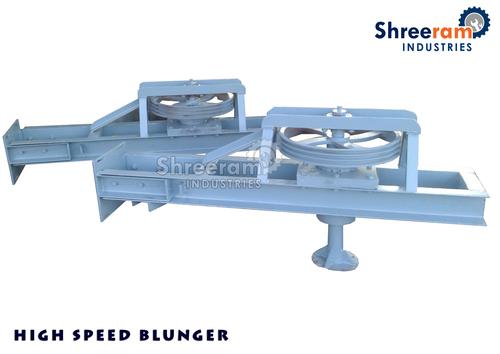 Low Speed Blunger Machine