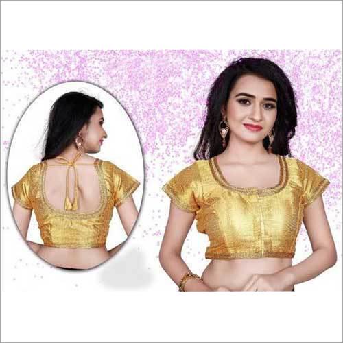 Ladies Short Sleeve Dori Blouse