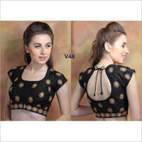 Ladies Black Dori Blouse