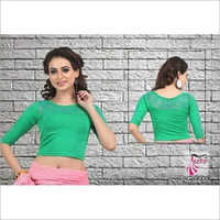 Ladies Stretchable Party Wear Blouse