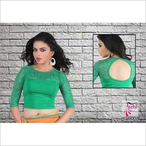 Ladies Ready Made Party Wear Blouse