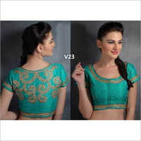 Ladies Embroidered Fancy Blouse