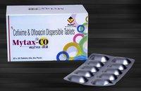 Cefixime 200 mg & Ofloxacin 200 mg