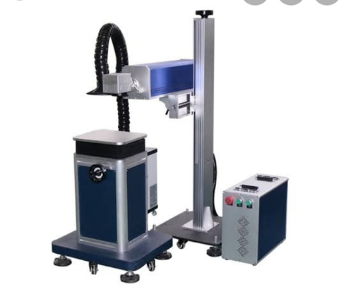 Ceramic Laser Marking Machine