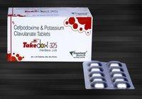 Cefpodoxime 200 mg & Ofloxacin 200 mg