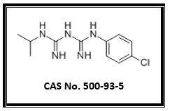 N-P-Cholorophenyl N-5 Isopropyl Biguanide