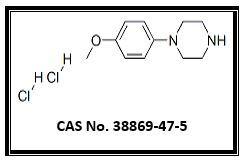 1 4 Methoxyphenyl Piperazine Dihydrochloride