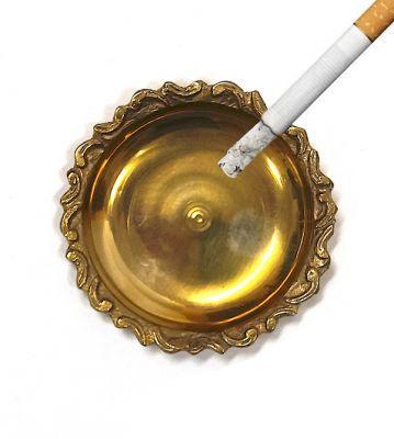 Brass Mini Smoking Tray