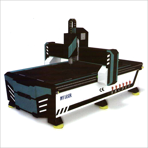 Automatic Laser Wood Carving Machine