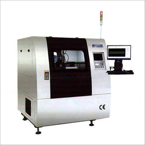 High Precision Metal Laser Cutting Machine