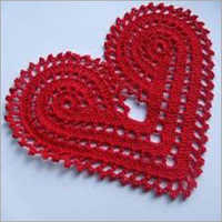 Heart Shaped Lace Trim
