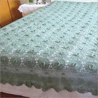 Crochet Double Bed Cover