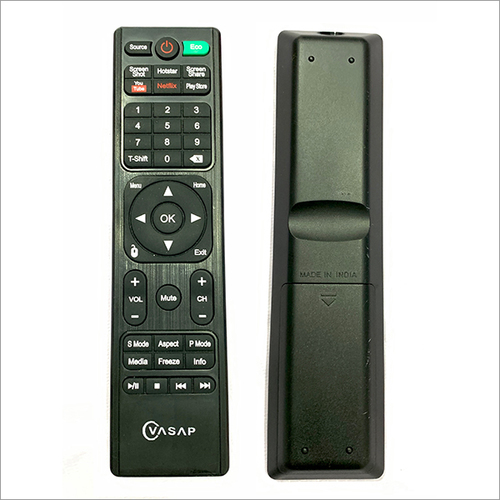 4K Led TV Remote