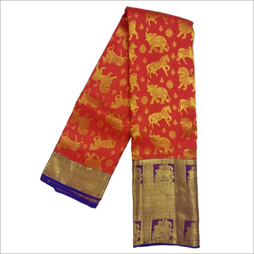 Ladies Designer Kanjivaram Saree