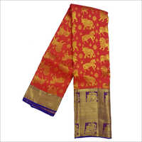 Ladies Designer Kanjivaram Saree