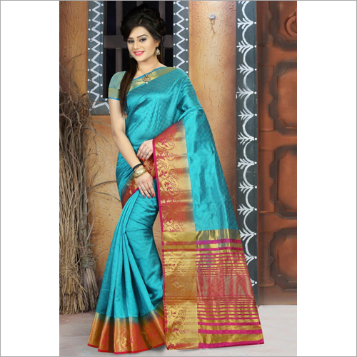 Ladies Stylish Silk Saree