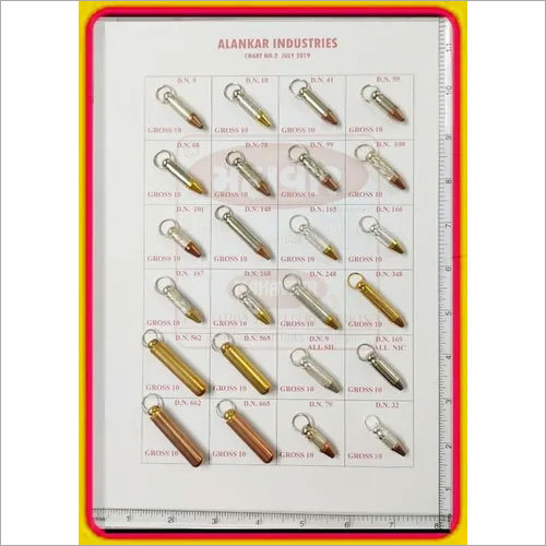 Variety of Brass Amulets / Madedi