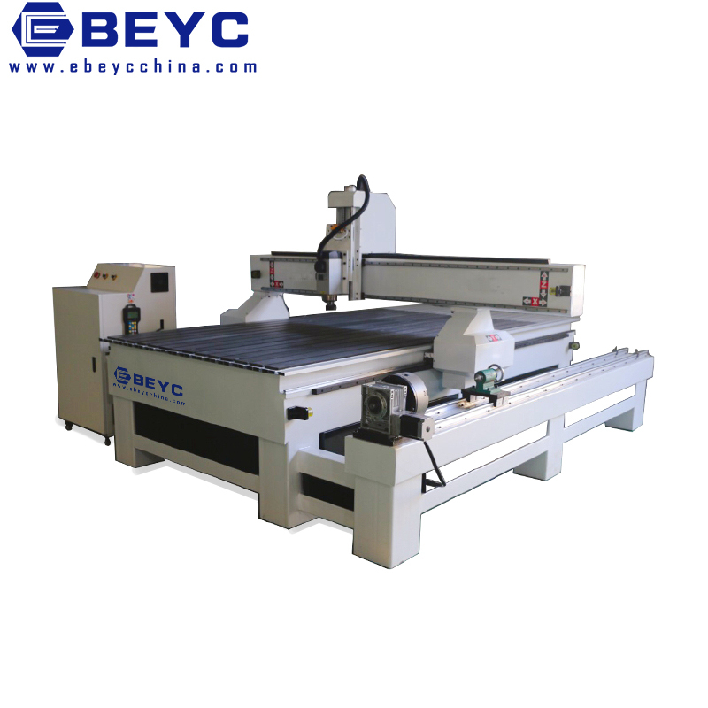 1325 Model CNC Wood Turning Lathe Machine