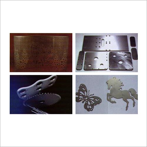 High Precision Metal Laser Cutting Machine