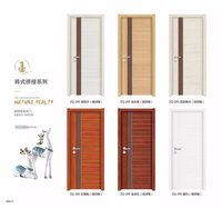 Cheapest price HDF moulded skin enter wood door in pakistan