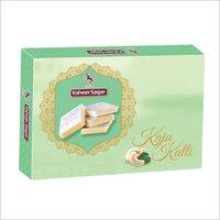 Kaju Katli甜点箱子