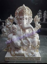 marble statue ganesh