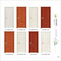 High Quality Wholesale Molded Veneer cheap price doors