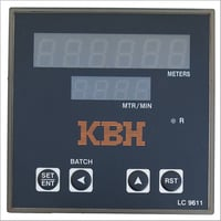 Process Instrument Length Counter