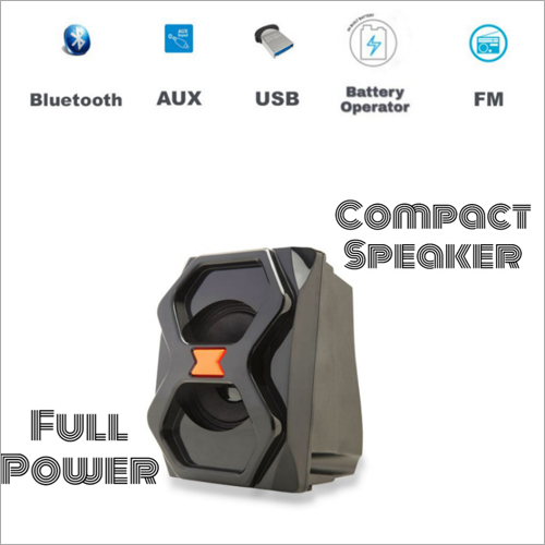 1.1 Channel Portable Bluetooth Audio Speaker