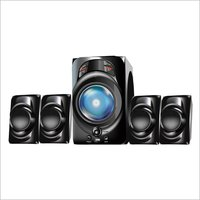 4.1 Channel Bluetooth Home Theater System