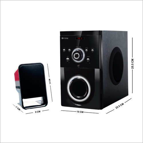 5.1 Bluetooth Home Theater System
