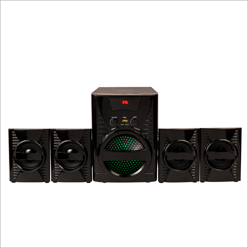 4.1 High Bass Bluetooth Home Theater System