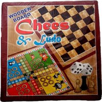 Chess & Ludo (Combo) Wooden
