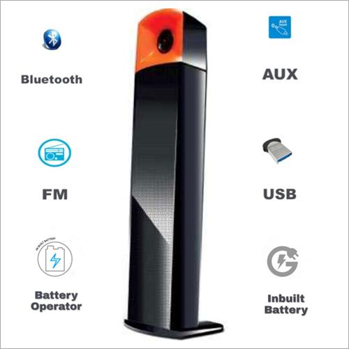 2.0 Sound Bar Bluetooth Tower Speaker