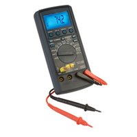 MULTIMETER-THERMOMETER - DC VOLTMETER