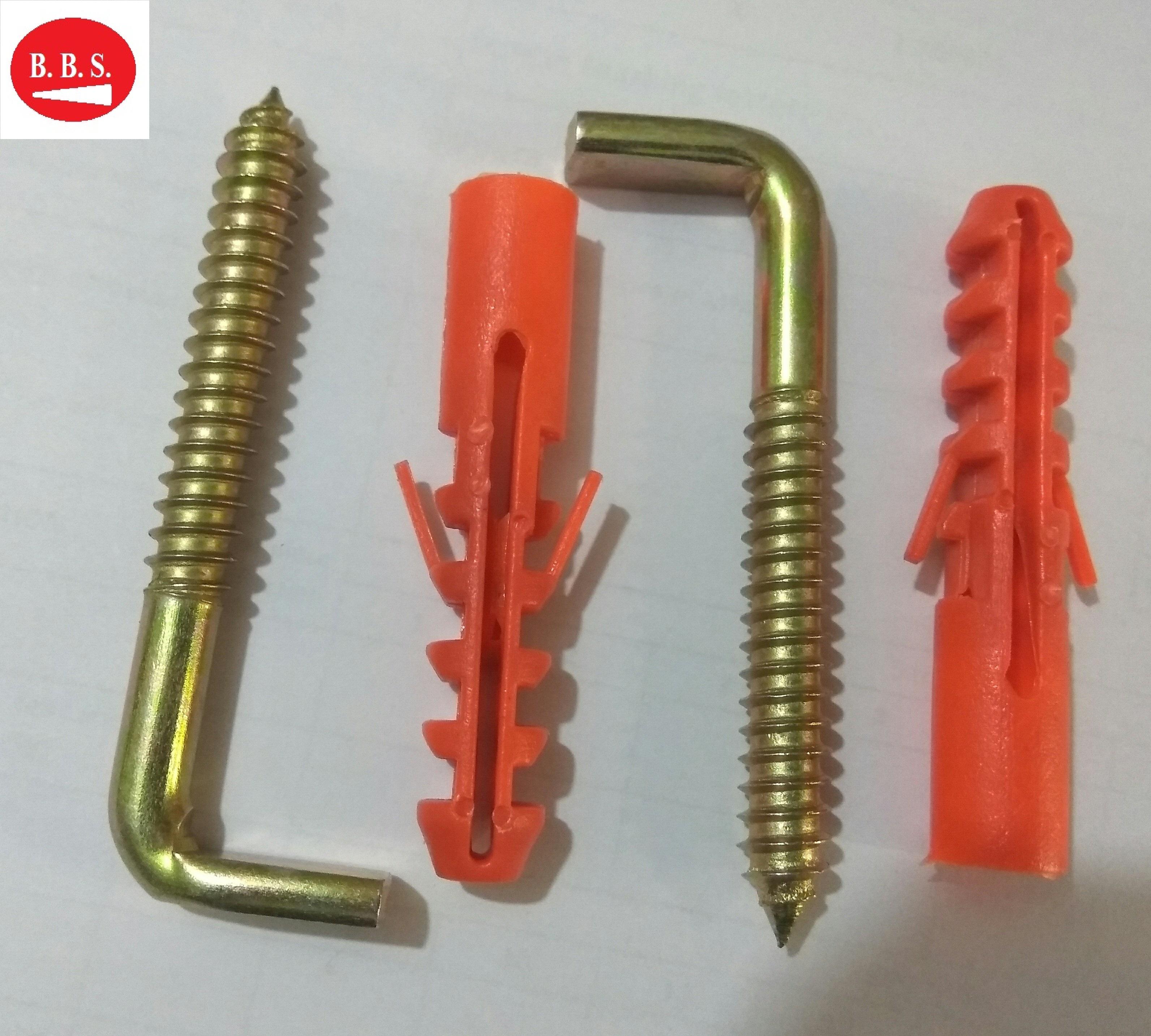 L- type Heater screw
