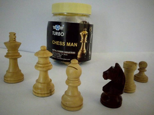 Chess Coin Ultra Wooden