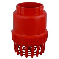 Red Thread Foot Valve