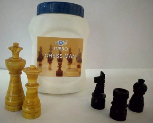 Chess Coin Wooden
