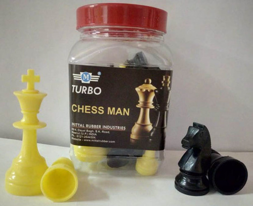 Chess Coin (Hollow) Champion PVC