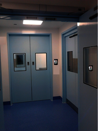 Door controller circuit board