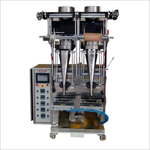 Industrial Volumetric Cup Filling Machine