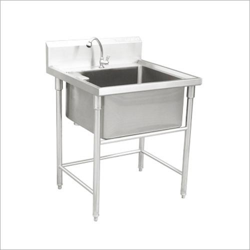 Stainless Steel Sink Kitchen Unit