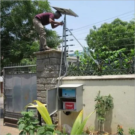 Commercial Solar Fencing