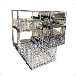 Kitchen SS Rack