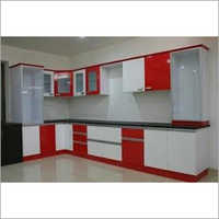 L Modular Kitchen Interior Services